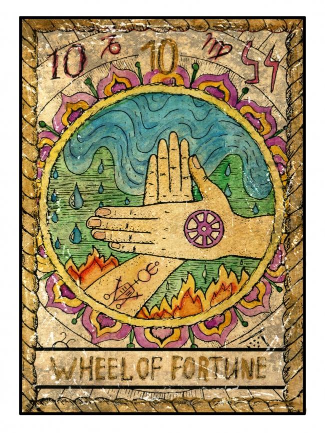 Víte jaký je váš úkol pro tento rok? Velká arkána tarotu a růstové cykly podle numerologie napoví!