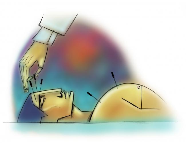 Diagnostika podle tradiční čínské medicíny