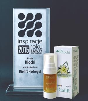 Prestižní ocenění pro Diolift hydrogel