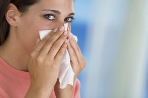 Alergická reakce II.