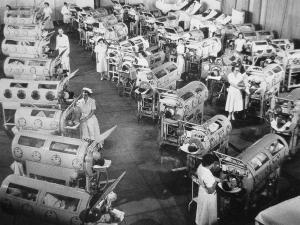 Poliomyelitida - nemoci, jež otřásly světem
